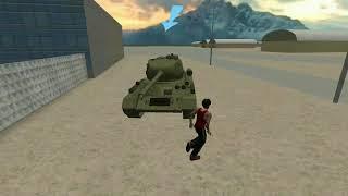 Криминальная Россия 3D Борис НОВАЯ ИГРА! Задание танк