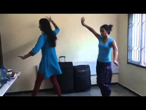 Manisha's Wedding Flash Mob Song 1