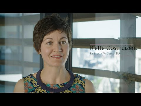 Perspectives on infrastructure: Riette Oosthuizen, HTA Design LLP (Full interview)