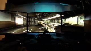 Titanfall gameplay Nvidia Surround