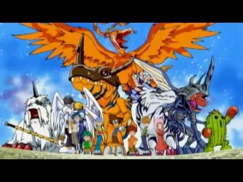 Digimon Adventure 01 Opening Español Latino (720p)