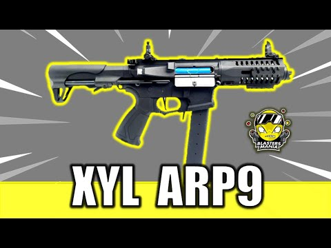 Download EP226 - XYL ARP9 (Unboxing, Review and FPS Testing) - Blasters Mania