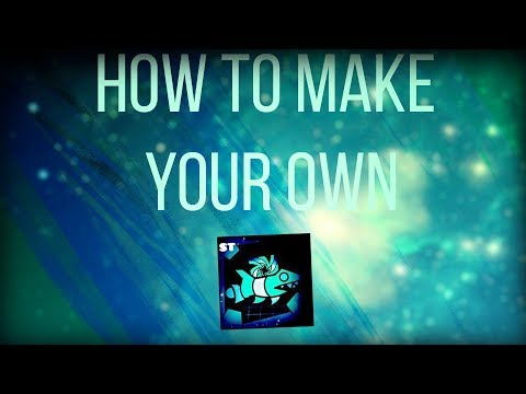 How to Make your own Geometry Dash Profile Picture! | [GD] ShiningToast | Photoshop & Paint.net