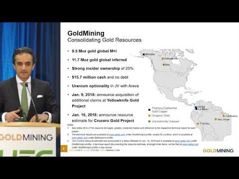 Consolidating Gold Resources - GoldMining Inc.