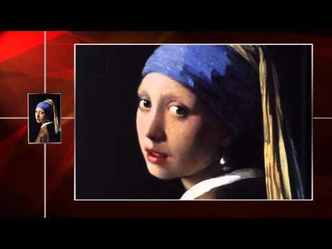 VERMEER -La Joven de la Perla (Obras Maestras de la Pintura Universal)