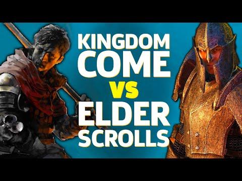 What Kingdom Come: Deliverance Can Teach Elder Scrolls