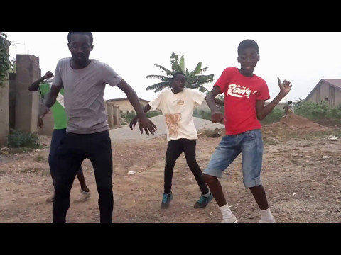 ALUTA AND THE DUBSTEPPERS DANCES TO IF I BY DAVIDO