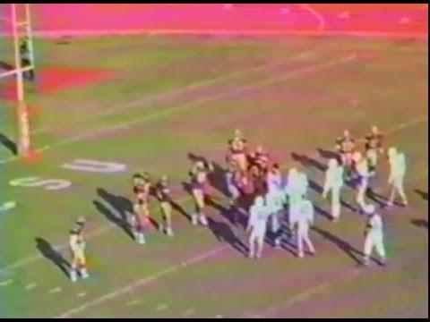 University of Central Arkansas 1991 National Championship Highlight Reel
