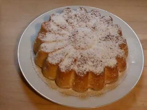 Gâteau (bizcocho) de savoie - YouTube