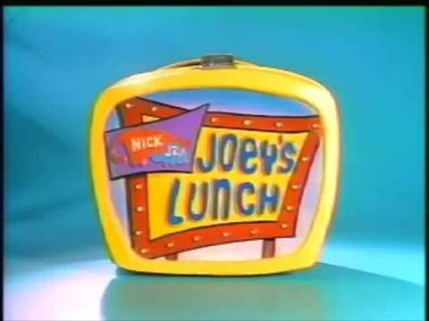 Nick Jr Joey's Lunch: Tango