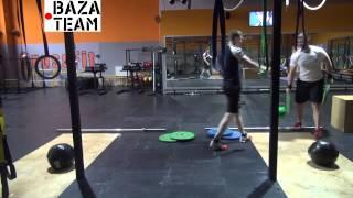 Тренировка FullBody в области CrossFit