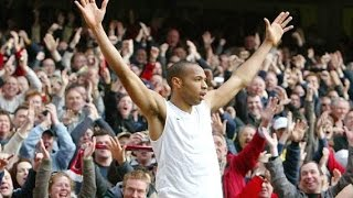Thierry Henry Interactive Documentary