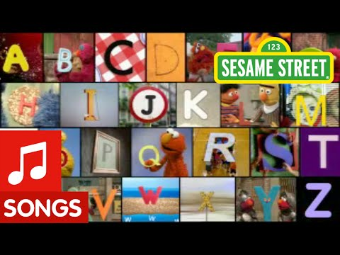 Sesame Street: Alphabet Song Remix