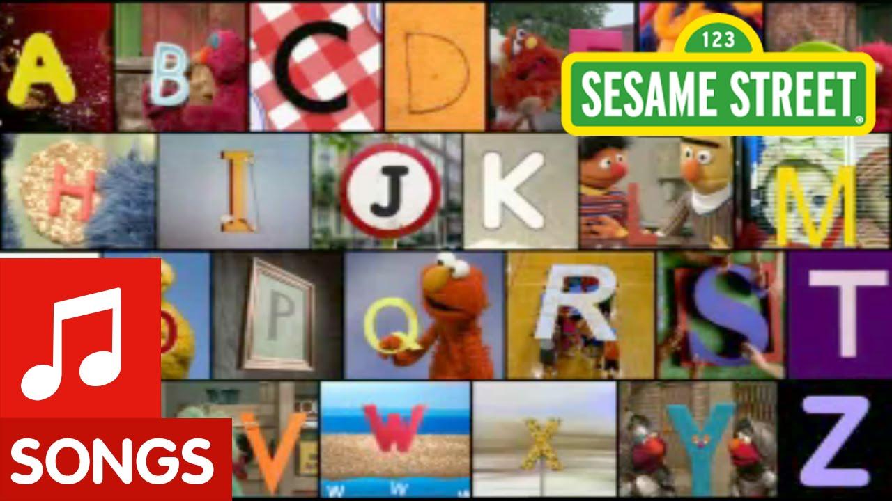 Sesame Street: Alphabet Song Remix - YouTube
