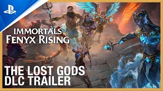 Immortals Fenyx Rising - The Lost Gods DLC Trailer | PS5, PS4