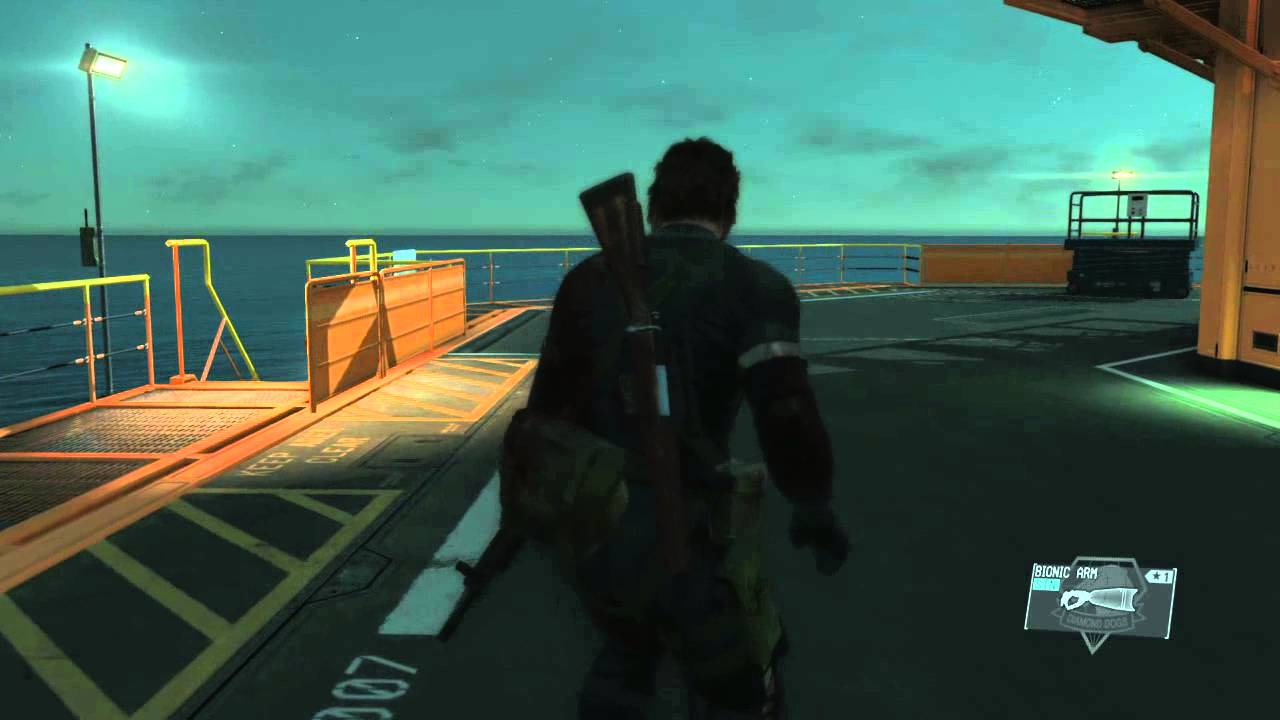 Easter Eggs - Metal Gear Solid 5: The Phantom Pain Wiki