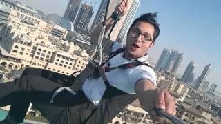 Dubai Zip Line! Xdubai Burj Khalifa Xline