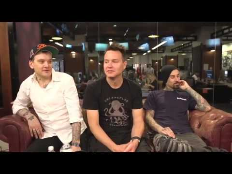 Blink-182 - California Pre-Release Q&A (30/06/16)