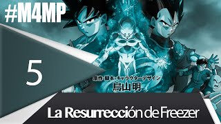 Movies For Movie People - La Resurrección De Freezer