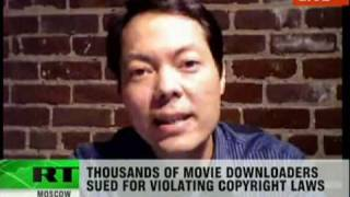 Indie movies attacking downloaders