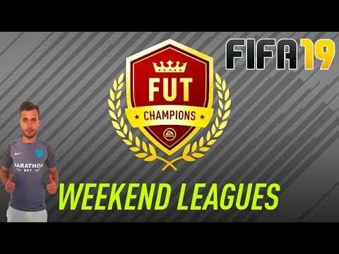 FINAL DE WEEKEND LEAGUE - FIFA 19 LIVESTREAM