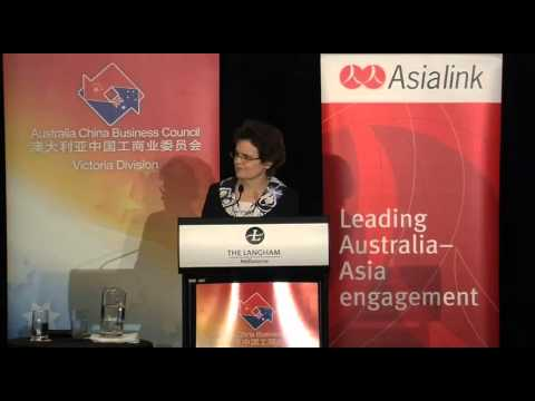 H.E. Frances Adamson: Exciting times for Australia-China relations