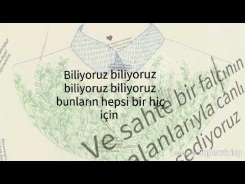 Jeris- Get Lost Türkçe Çeviri