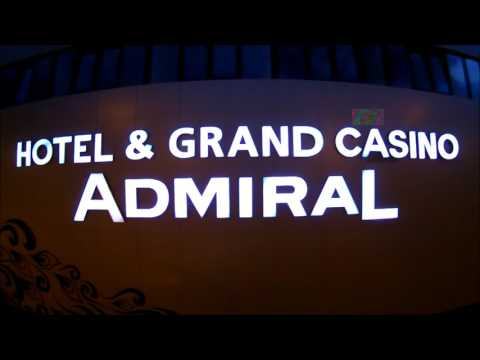 3D LED channel letters - ADMIRAL GRAND CASINO & HOTEL