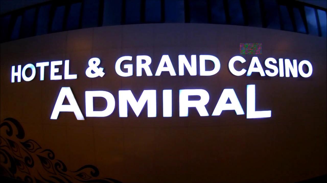 grand casino letters