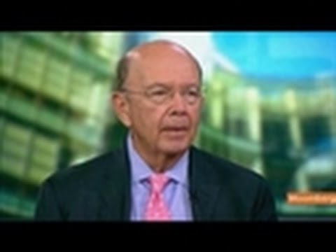 Wilbur Ross Says New Jersey's Christie 'Very Impressive'
