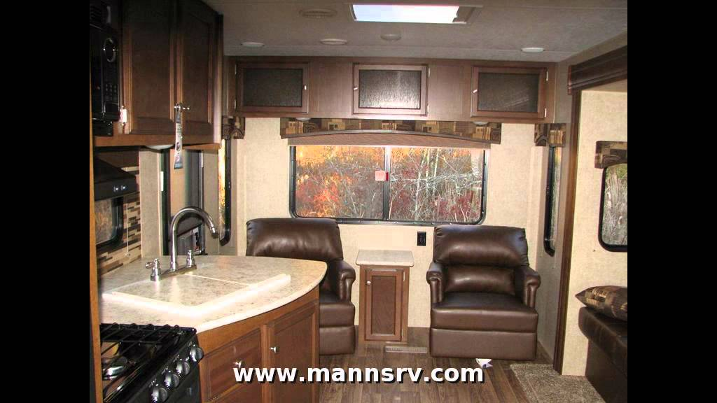 Ft Trailer With Living Room