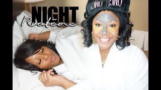 My Nightime Hotel Routine  -  Pamper & Relax