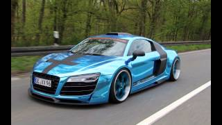 XXX-Performance Audi R8 V10 2013 Videos