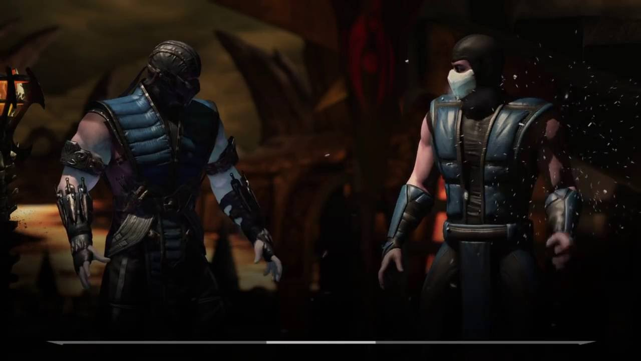 Mortal Kombat X Xl Sub Zero How To Do All Stage Fatalities
