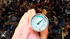 The SECRET to HOT backyard composting!
