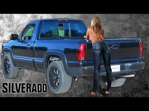2000 Silverado 1500 Z71 20x9 Mayhem Warrior Cooper Discoverer A/T3 275/55/20