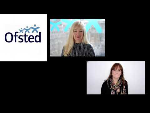 Ofsted Podcast With Gill Jones And Wendy Ratcliff - New Education Inspection Framework