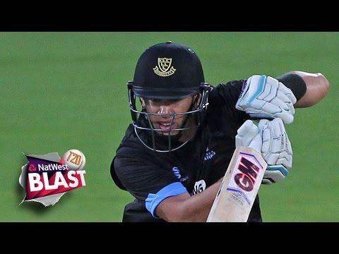 *LAST BALL THRILLER* Sussex Sharks v Hampshire - NatWest T20 Blast