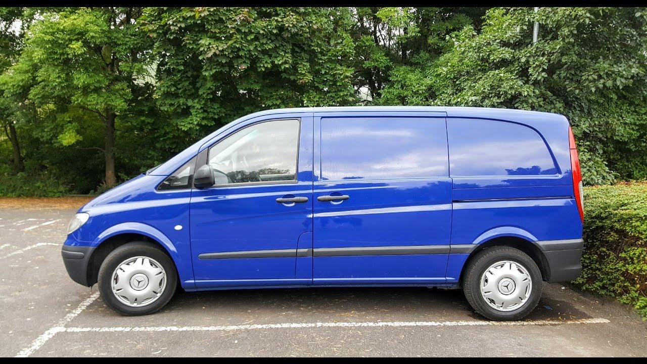 Camper Van Conversion Our Mercedes Vito