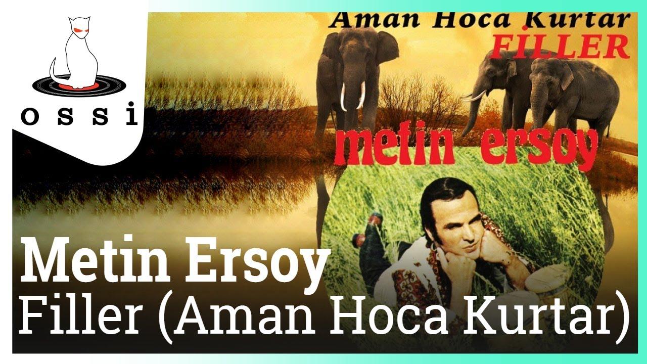 Metin Ersoy - Filler (Aman Hoca Kurtar)