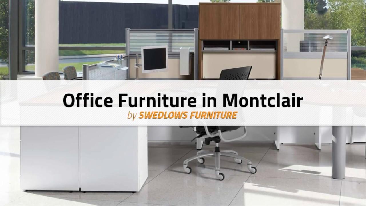 Office Furniture In Montclair, California | Swedlows Furniture