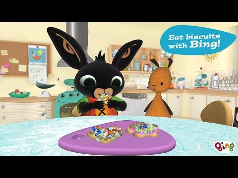 Bing Baking, Bing Bunny