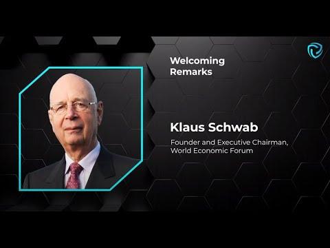 Welcoming Remarks. Klaus Schwab