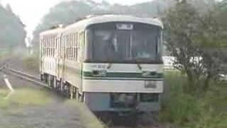 鹿島鉄道 鉾田→石岡