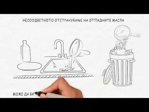 Што е отпадно масло, како се собира и рециклира?