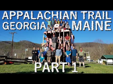 Appalachian Trail Documentary - Rocketeer - Part 1