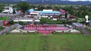 Download Tondano City / Kota Tondano - Minahasa 2019 (Aerial View)