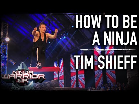 American Ninja Warrior How-To With True Warrior Tim Shieff