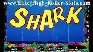 $400 Max Bet Jackpot! Lucky Lion Fish High Stakes $1 Casino Video Slot Machine! $78K Handpay!