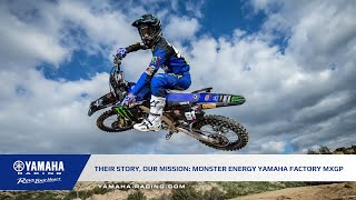JS91 Monster Energy Yamaha Factory MXGP 2020